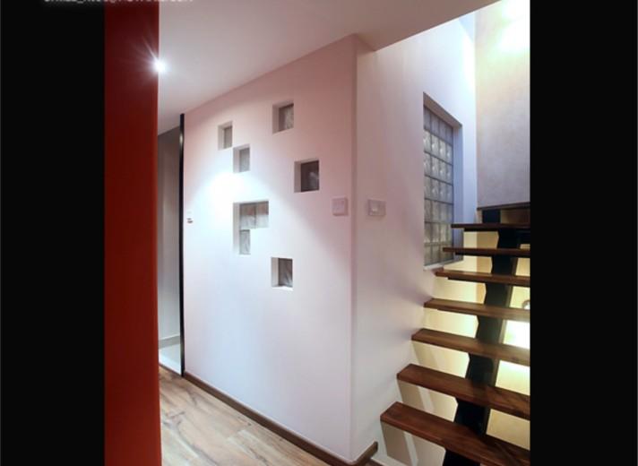 电梯厅设计配饰