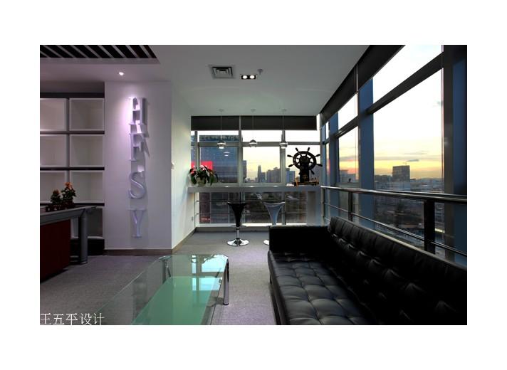 香港华锋办公室设计-房网设计师空间