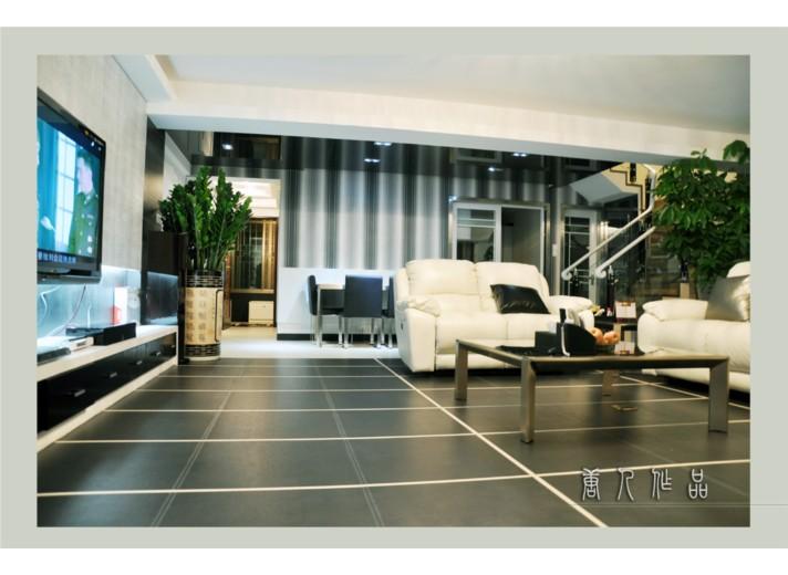 黑白灰——现代简约之家