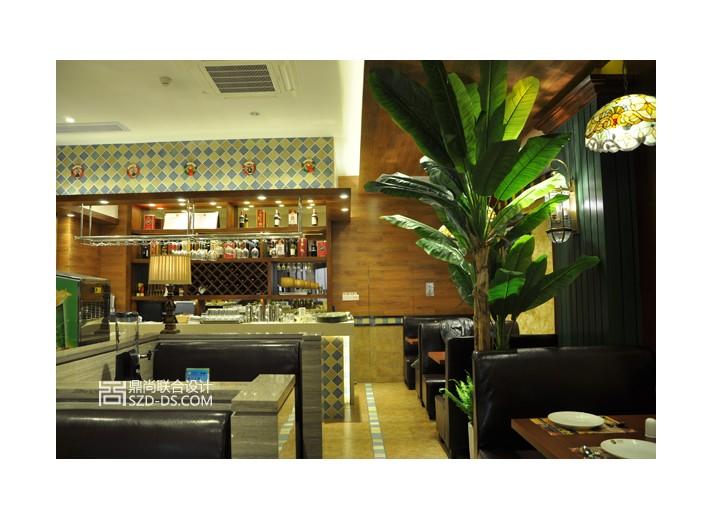 植物主题餐厅设计