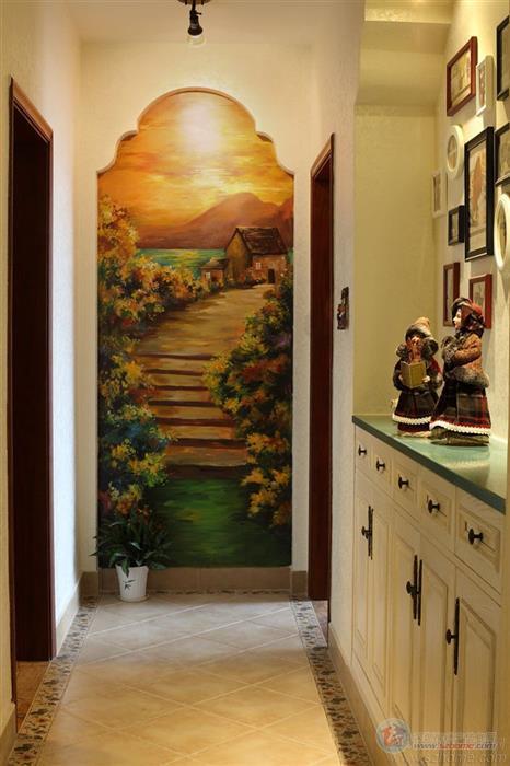 农村走廊房子图片大全